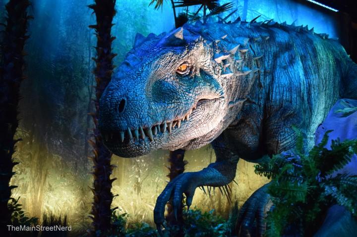 [Expo] J'ai échappé à l'Indominus Rex!
