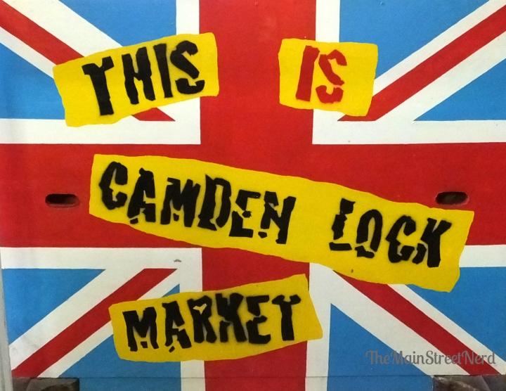 [Londres] Mes bonnes adresses à CamdenTown