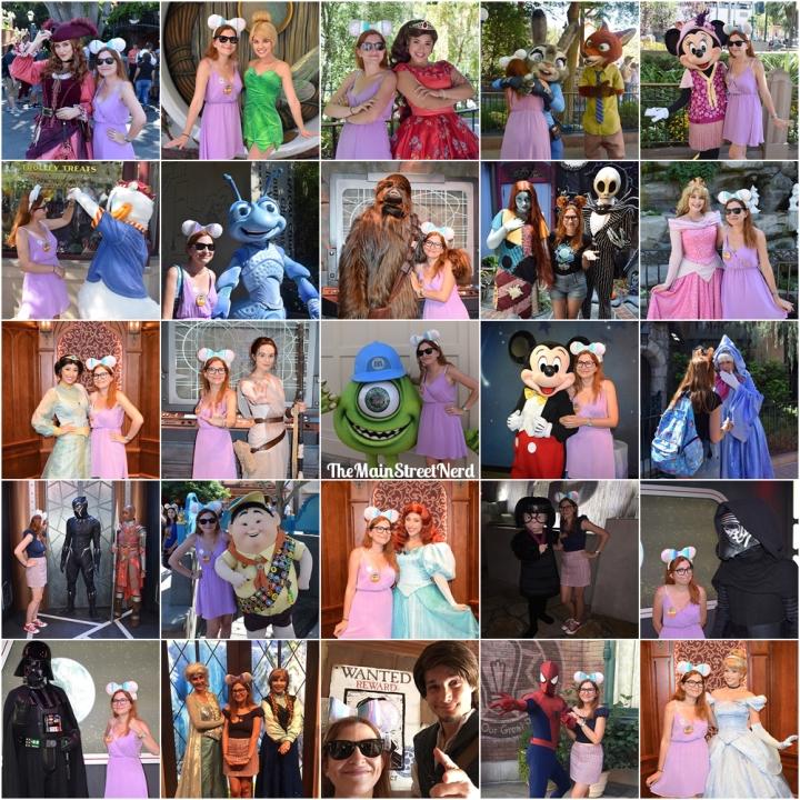[Disneyland Resort] Les rencontres personnages à DisneylandResort