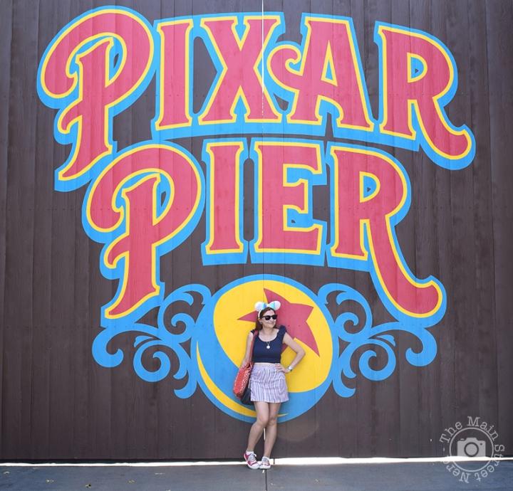 [Disneyland Resort] Pixar Pier & PixarFest