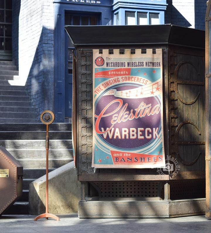 [Wizarding World] Les spectacles de DiagonAlley