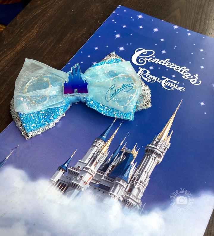 [Disney Food] Cinderella's RoyalTable