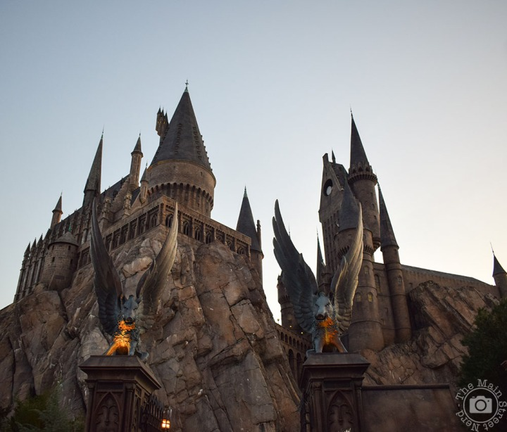 [Wizarding World] Les attractions d'Hogsmeade