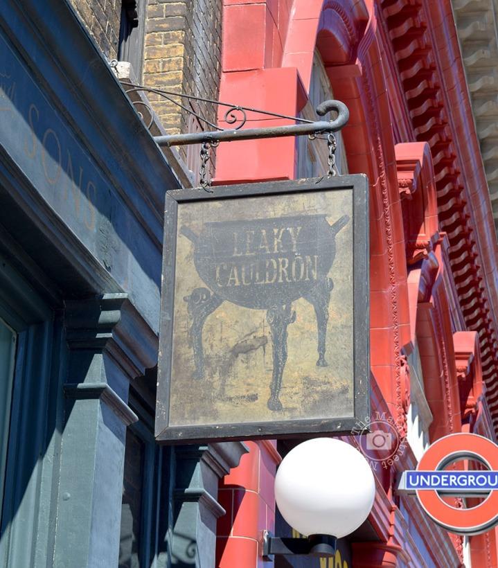 [Wizarding Food] The Leaky Cauldron à UniversalOrlando