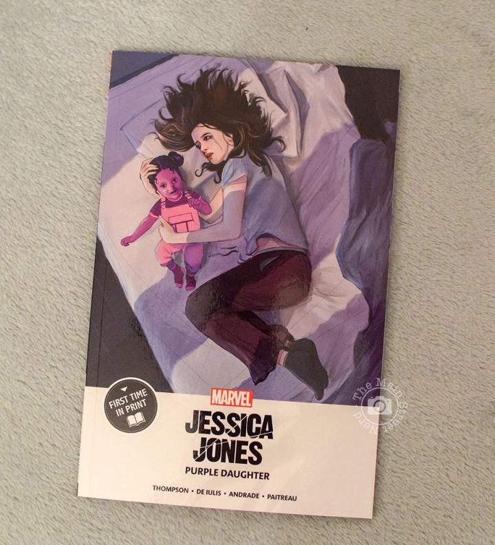 Vendredi Lecture #21 – Jessica Jones – PurpleDaughter
