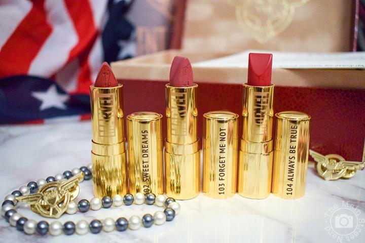 Agent Carter Collection par BésameCosmetics