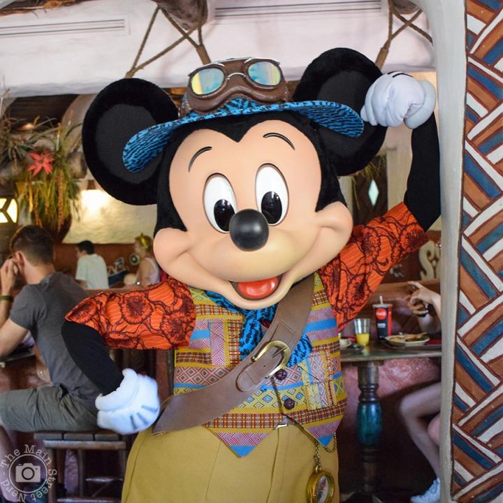 [Disney Food] Les Délices de la Savane à Disneyland Paris🦁