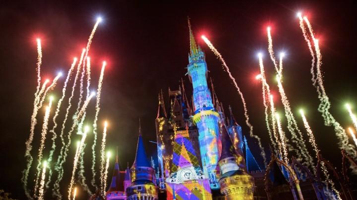 [Parcs Disney] Les spectacles nocturnes à Walt DisneyWorld