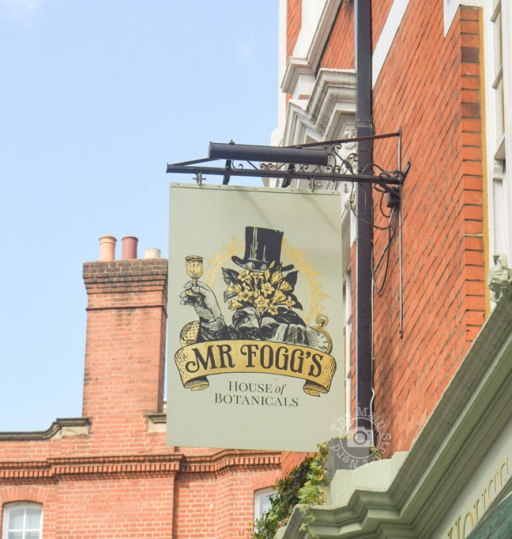 [Londres] Mr Foggs House ofBotanicals