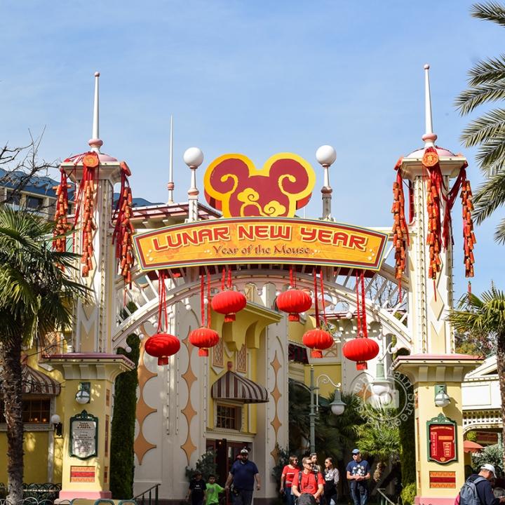 [Parcs Disney] Lunar New Year 2020 à DisneylandResort