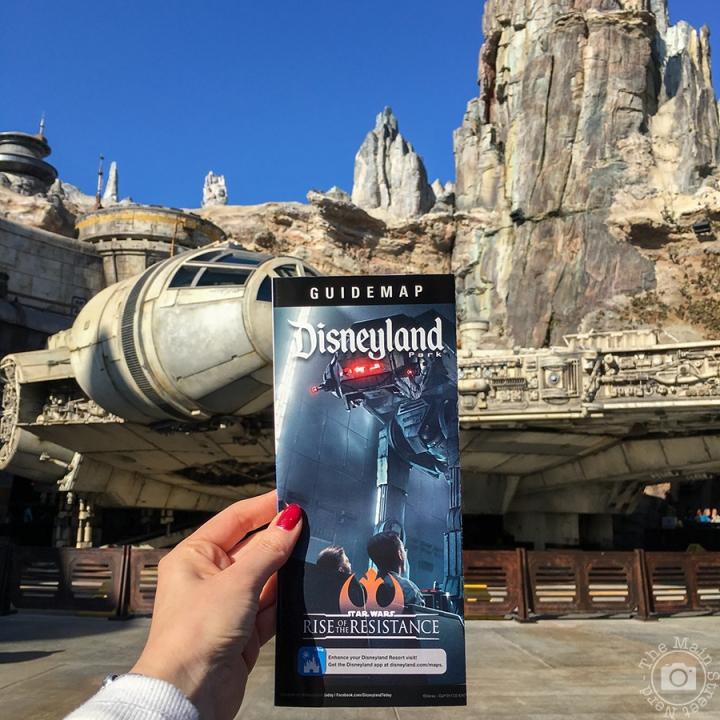 [Disneyland Resort] Star Wars Galaxy's Edge✨
