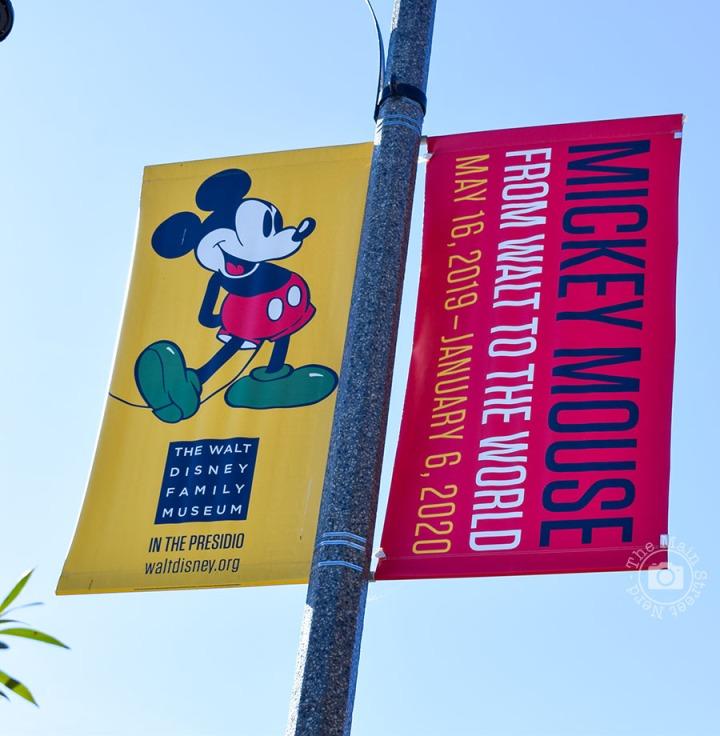 Le Walt Disney Family Museum à San Francisco🐭