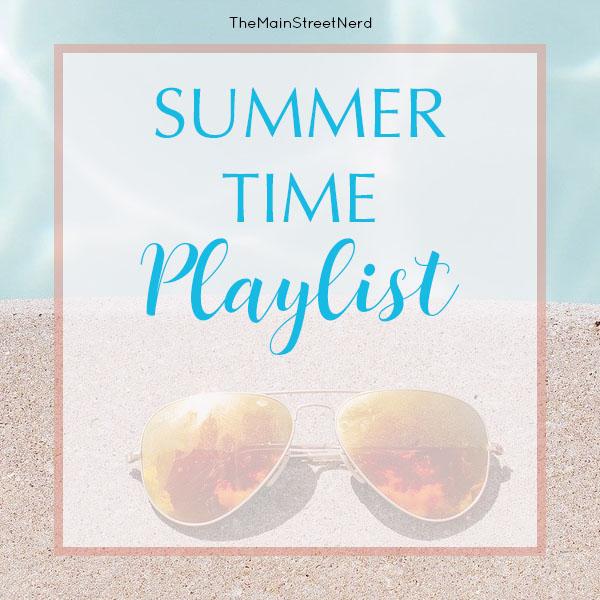 [Playlist] Summer Time