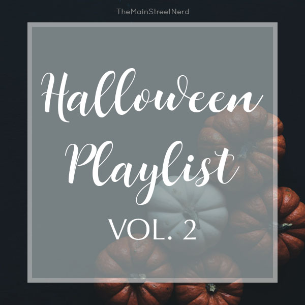 [Playlist] Halloween Vol.2🎃